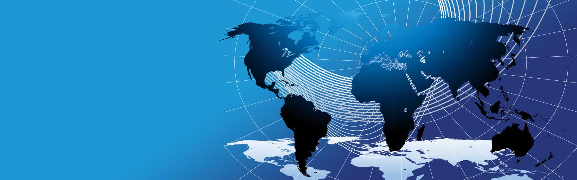A Global Network.